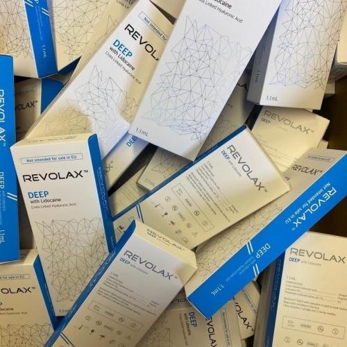 Acid Hialuronic 1 1 ml Revolx