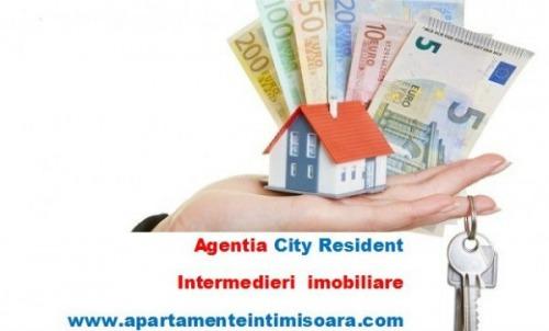 agentia City Resident  apartam