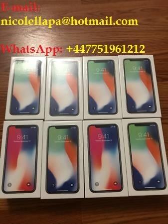 Apple iPhone X    430euro Sams