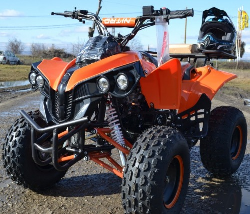 ATV 125cc Nitro Warrior 3G8 NO