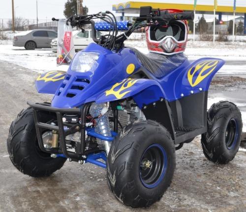 Atv BiggFoot 125cc Nitro Motor