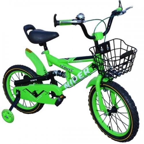 Bicicleta copii SCOUTS suspens