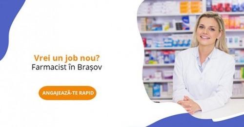 Cautam Farmacisti in Brasov