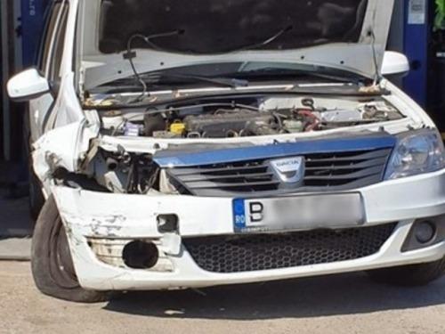 Chiuloasa Dacia Logan Sandero