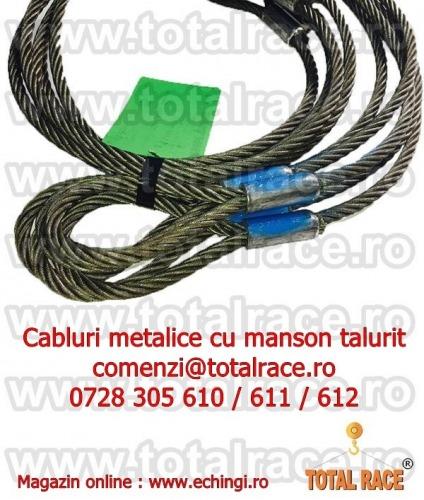 Dispozitive cablu ridicare cu