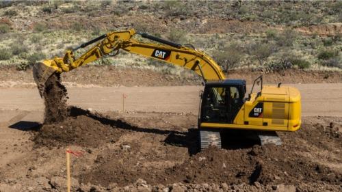 Executam excavatii de mari si