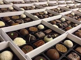 Germania fabrica de ciocolata