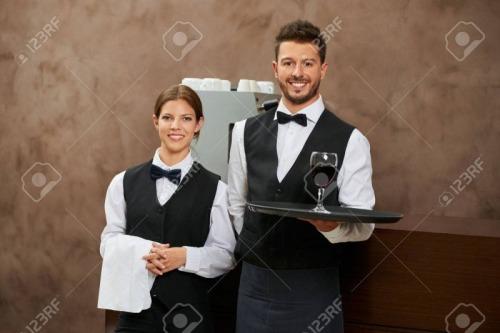 Head waiter resort 5* Cipru