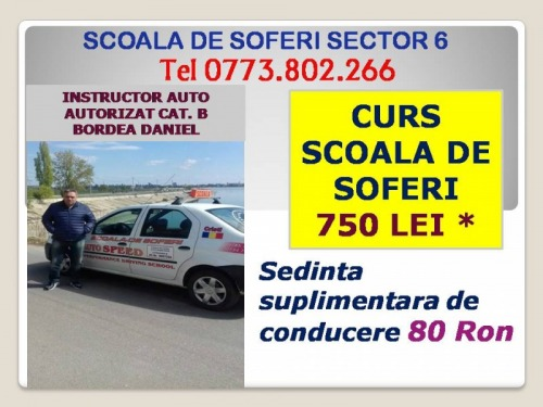 Instructor Auto cat. B   secto