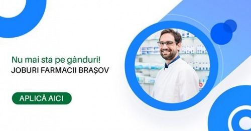 Job Farmacisti in Brasov