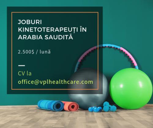 Kinetoterapeuti in Arabia Saud