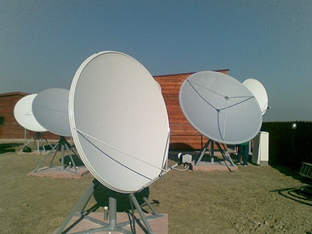 Montez si reglez antene sateli