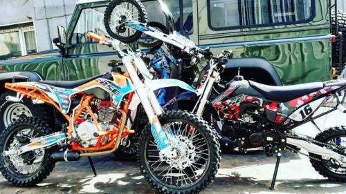 MOTOCROSS BOSUER M250CC 21 19