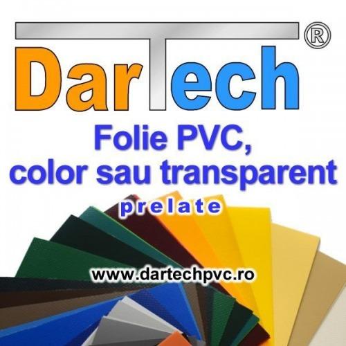 Perdea PVC transparent folie c