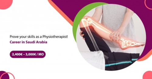 Physiotherapist in Al Khobar