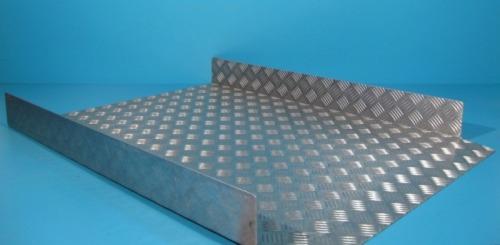 Rampa aluminiu second hand Leh