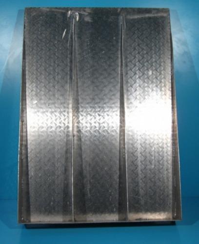 Rampa pentru scara din alumini