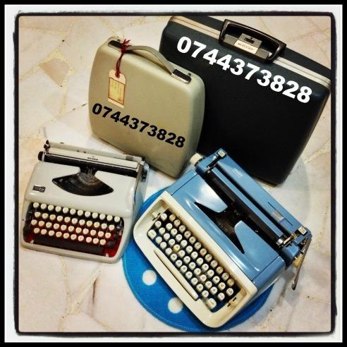 Reparatii masini de scris si c