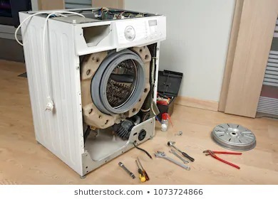 Reparatii masini de spalat BUC