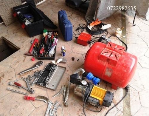 Reparatii montaj Hidrofoare se