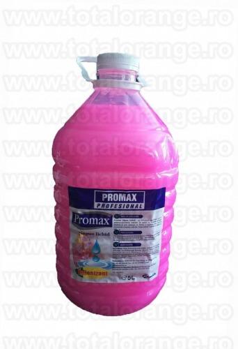 Sapun Promax igienizant roz 5