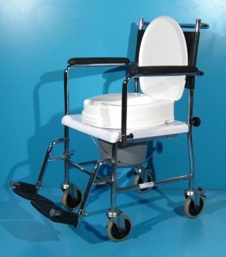 Scaun handicap cu wc (toaleta)