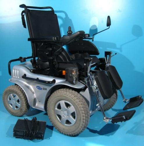 Scaun handicap electric second