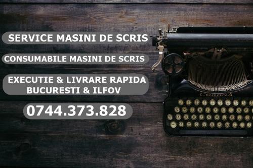 Service masini de scris 074437