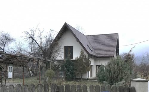 Teren 1416 mp si casa P M  Sat