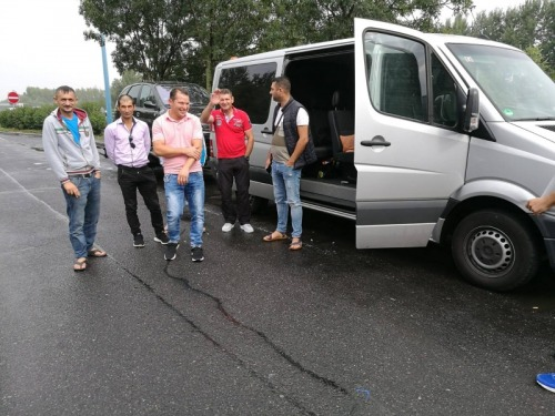 Transport persoane Romania Ger