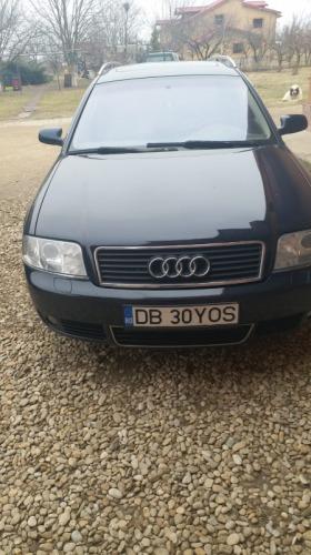 Vand Audi A6 Quatro break cu d