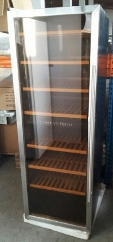 Vitrina frigorifica SCAN de vi