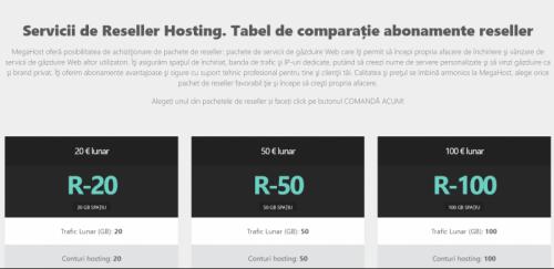 WEB HOSTING LA DOAR 0.99 EURO